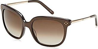SMITH femme LOOKOUT 7K C54 57 Montures de lunettes, Marron (Scarlet Fade/Brown Shaded)