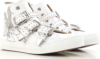 Sneakers for Women On Sale, White, Leather, 2017, 3.5 4.5 7.5 8.5 Chloé