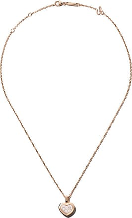 Chopard 18kt rose gold Happy Diamonds Icons necklace - Unavailable