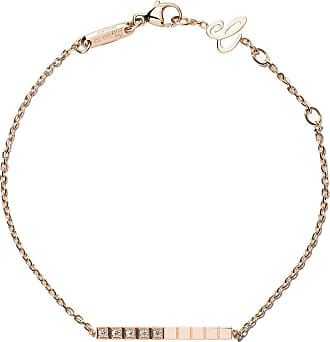 Chopard 18kt rose gold Ice Cube Pure bangle - Unavailable