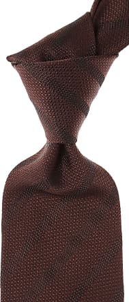 Ties On Sale, Brown, Silk, 2017, one size Christian Lacroix