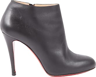 Pre-owned - Leather ankle boots Christian Louboutin