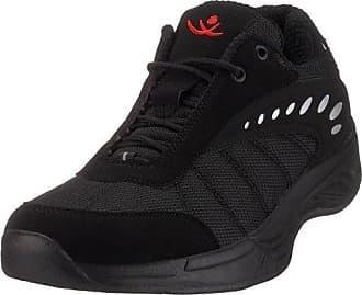 Chung Shi Comfort Step Sport schwarz Damen 9100275-3,0, Damen Sportschuhe - Walking, schwarz, (black), EU 35.5, (US 5), (UK 3)