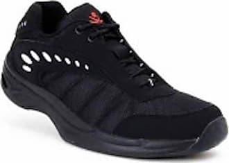 Chung Shi Balance Step Magic schwarz/rot Damen 9101000-4,0, Damen Sportschuhe - Walking, schwarz, (black/red), EU 36.5, (US 6), (UK 4)
