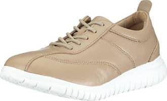 KaporalPagan - Zapatillas de Deporte Mujer, Beige (Beige (Beige Foncé)), 39