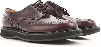 Brogue Shoes On Sale in Outlet, Blue Navy, Leather, 2017, 6 Churchs