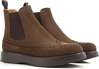 Boots for Women, Booties On Sale, Sandalwood, Leather, 2017, US 9 (EU 39) Churchs