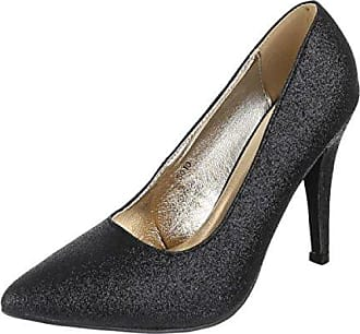 4820778b496675 Damen Pumps Stilettoabsatz High Heels Damenschuhe Elegante Schuhe Blau