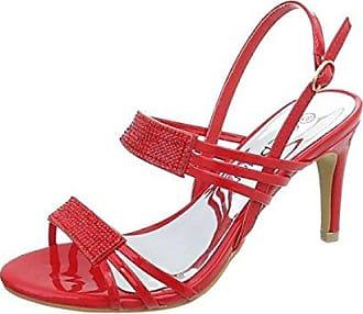 Cingant Woman Damen Sandalette Absatz Sommerschuhe Damenschuhe Elegante  Damenschuhe Gestreifter Absatz 3eb89d7d79