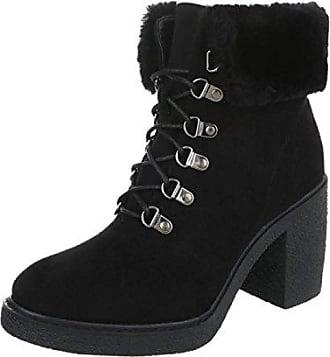 40b750f98be79e Damen Nieten Chelsea Boots Knöchelhohe Stiefel Mit Absatz Braun 40 EU  SHOWHOW Verkauf 2018 Unisex Billig
