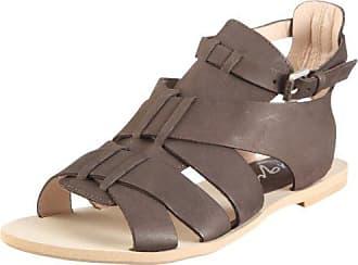 Cinque Shoes Nadia 105231, Damen, Sandalen/Zehentrenner, Braun (testa di moro 300), EU 37 Cinque