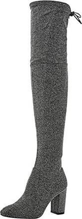Cinti Z2872T-P65, Bottines Femme, (Grigio 110), 39 EU