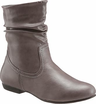CITY WALK Chelseaboots, in Casual-Optik, grau, EURO-Größen, grau