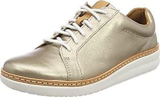 Clarks Glove Daisy, Zapatillas para Mujer, Dorado (Rose Gold), 39 EU