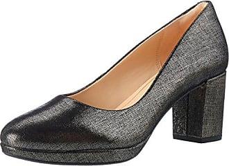 Kendra Sienna, Zapatos de Tacón Para Mujer, Beige (Copper), 42 EU Clarks
