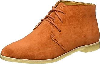 Boot, Botas Desert para Mujer, Beige (Natural Canvas), 35.5 EU Clarks
