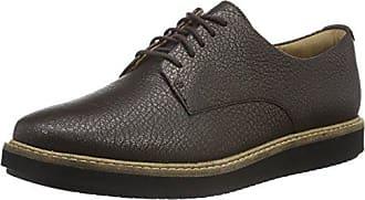 2790407, Zapatos de Cordones Derby para Mujer, Marrón (Bronze 00014), 39 EU Tom Tailor