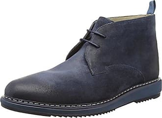 Weaver Boot, Bottes Chukka Femme, Bleu (Slate Suede), 39.5 EUClarks