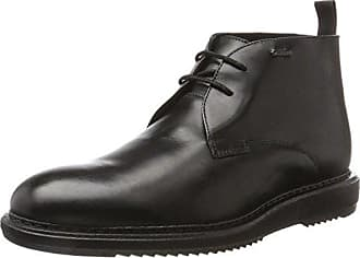 Clarks Rushwaymid GTX, Bottes Classiques Homme, Marron (Dark Brown Leather), 43 EU