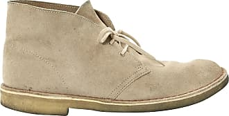 Wallabee Boot, Bottes Femme, Marron (Peat Suede) 41.5 EUClarks