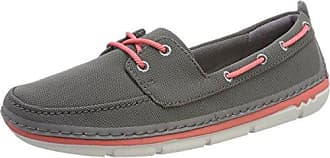 Verdugo, Mocassins Femme - Gris (Mercury Pewter), 37Rocket Dog