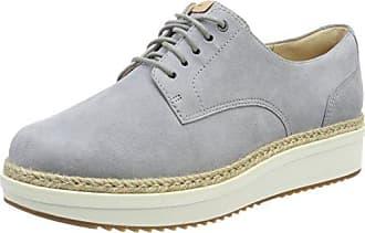 Sioux Enosch, Zapatos de Cordones Brogue para Hombre, Gris (Cenere 002), 46.5 EU