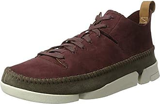 92af5cdca1330 Clarks Originals Trigenic Flex, Sneakers Basses Homme, Violet (Purple Grape  Nub),