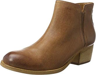 Clarks Elipsa Mae, Botines para Mujer, Marrón (Dark Tan Leather), 37 EU