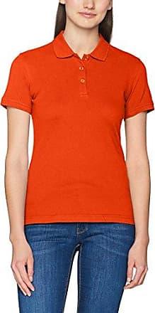 Classic Womens Marion, Polo Femme, Beige (Light Khaki) - 36 EU (Taille Fabricant:Small)Clique
