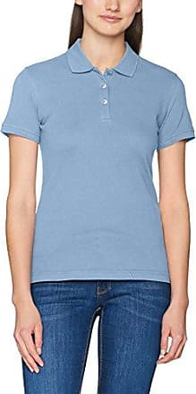 Classic Womens Marion, Polo Femme, Blue (Royalblue) - 34 EU (Taille Fabricant:X-Small)Clique