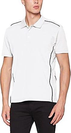 CliQue Premium Shirt, Polo Homme, Blanc, X-Large