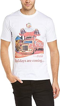Mens Atlanta-Georgia Short Sleeve T-Shirt Coca Cola Ware