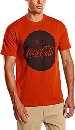 Mens The City Short Sleeve T-Shirt Coca Cola Ware