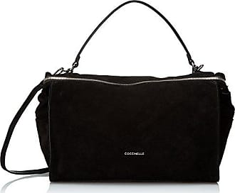 Womens Isaline Shoulder Bag Black (Noir) Coccinelle