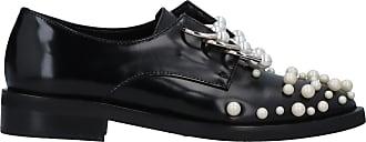 crystal-embellished loafers - Black Coliac di Martina Grasselli