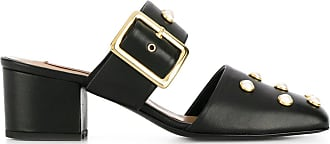 Alina pearl sandals - Black Coliac di Martina Grasselli