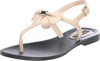 Colors of California HC8576, Sandales femme - Taupe, 40 EU (10)Colors Of California