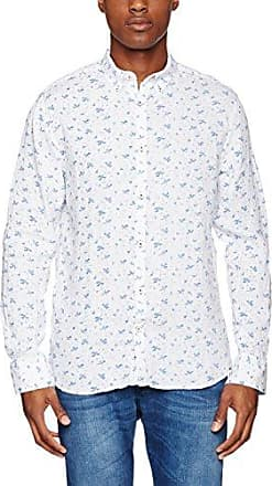Wilson, Chemise Casual Homme, Multicolore (Mint Flower), LColours & Sons