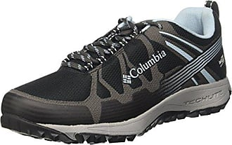 Columbia Scarpe Multisport da Donna, Impermeabili, Ventrailia Razor 2, Nero (Black, Crown Jewel), Misura: 38