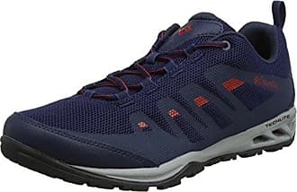 Columbia Homme Chaussures Multisport, Imperméable, CANYON POINT, Noir (Black, Dark Backcountry), Pointure : 46