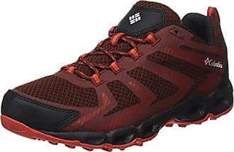 Columbia Homme Chaussures de Marche et Randonnée, Imperméable, CANYON POINT MID, Noir (Black, Gypsy), Pointure: 50