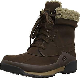 Columbia - Bangor Boot Omni-Heat Hommes chaussures d' brun