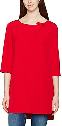Comma, 81702193753, Blouse Femme, (Red 3334), 40