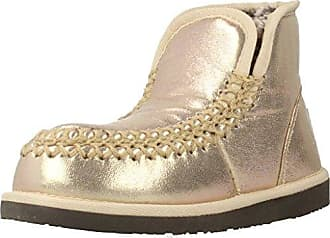 Conguitos Stiefel Mädchen, Color Metallic-Farbe, Marca, Modelo Stiefel Mädchen HI554278 Metallic-Farbe