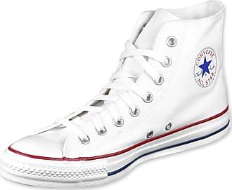 All Star Chaussures Hi W Converse Blanc Brun