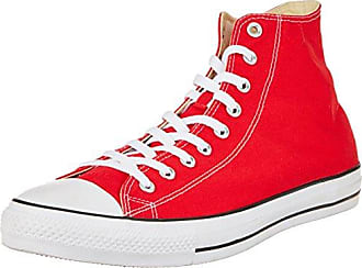 Chuck Taylor all Star, Sneaker Unisex - Adulto, Rosso (Red), 54 EU Converse