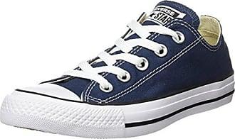 Converse Chuck Taylor All Star Season OX Unisex Sneaker  44 EUBlau (Blau)