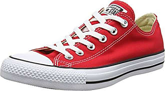 Converse Damen CT AS Dainty OX Red Slip On Sneaker, Rot (Varsity Red 600), 38.5 EU