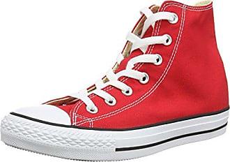 Converse Unisex-Erwachsene All Star Prem Hi Warhol High-Top, Rot/Weiß, 40 EU