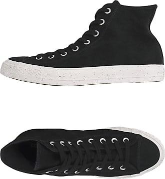 CT AS HI LEATHER/SUEDE DISTRESSED - FOOTWEAR - High-tops & sneakers Converse